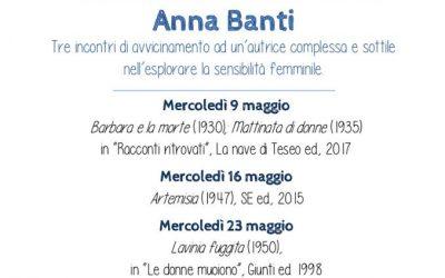Lavinia e le altre: Incontro con la scrittrice Anna Banti