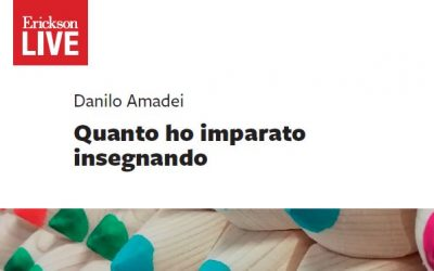Il nuovo libro di Danilo Amadei