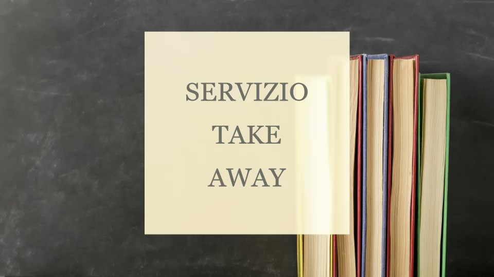 Take Away del libro!
